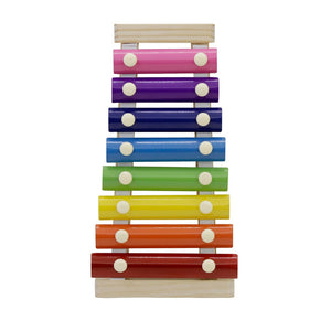 Colorful 8 Notes Xylophone
