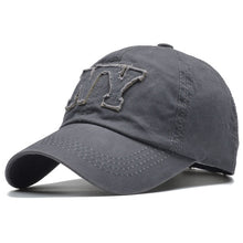 Load image into Gallery viewer, Ny Letter Baseball Cap