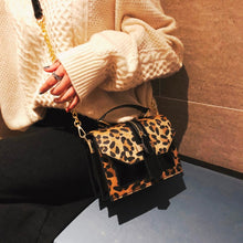 Load image into Gallery viewer, Leopard Crossbody Bags