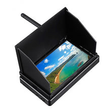 Load image into Gallery viewer, 5.8G 48CH 4.3 Inch LCD 480x22 16:9 NTSC/PAL FPV Monitor - Zalaxy
