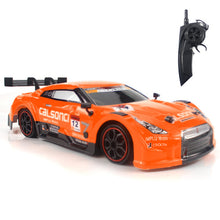 Load image into Gallery viewer, RC Car For GTR/Lexus 4WD Drift Racing Car