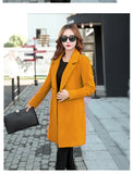 Women's Autumn/Winter Slim Jacket C18 - Zalaxy