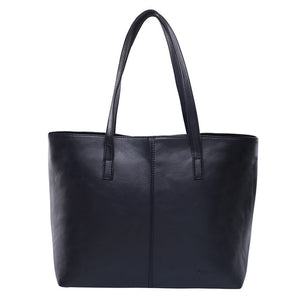 Women's Luxury Design Large Capacity Brief Shoulder Bag