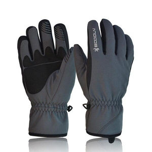 Winter Thermal Fleece Skiing Gloves