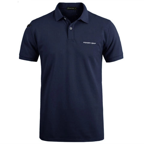 Breathable Classic Men's Polo
