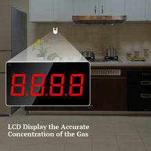 Load image into Gallery viewer, LPG GAS Detector Alarm Wireless Digital LED Display