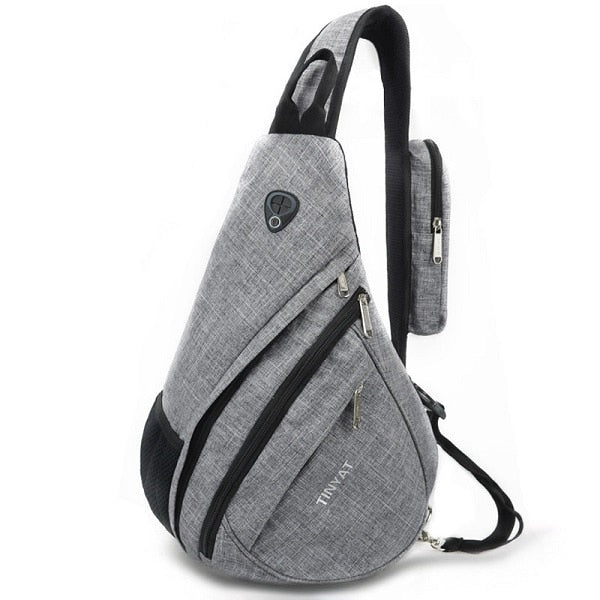Man Sling Shoulder Bag
