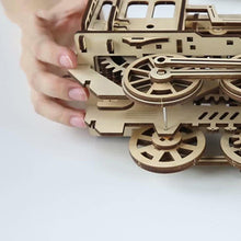 Load image into Gallery viewer, Mechanical Gears 3D Wooden Puzzle