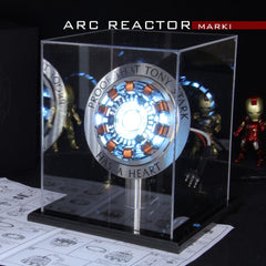 Iron Man Arc Reactor Action Figure