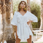 Cotton Beach Cover Up