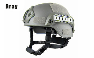 Lightweight Tactical Helmet - Zalaxy