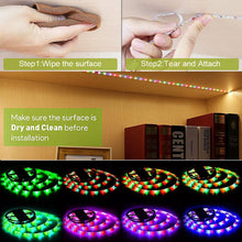 Load image into Gallery viewer, 5M Waterproof RGB LED Strip Light With Bluetooth Controller - Zalaxy