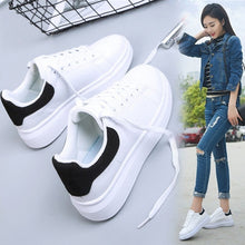 Load image into Gallery viewer, Women's Casual Flat Breathable Walking Sneakers