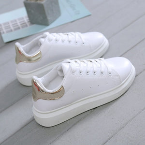 Women's Casual Flat Breathable Walking Sneakers