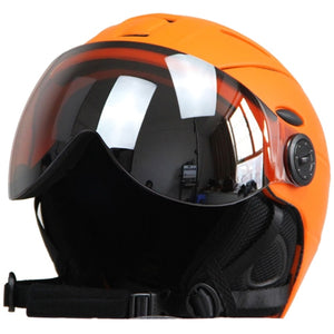 Snowboard Helmet  With Goggles &  Mask