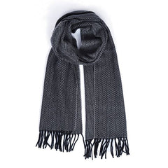 Men Scarf Foulard Plaid