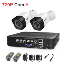 Load image into Gallery viewer, Camera 2MP P2P Security Surveillance Set