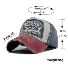 Load image into Gallery viewer, Men's Spring Cotton Baseball Cap
