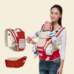Baby Carrier Sling Hip Waist Stool Seat Backpack Wrap - Zalaxy