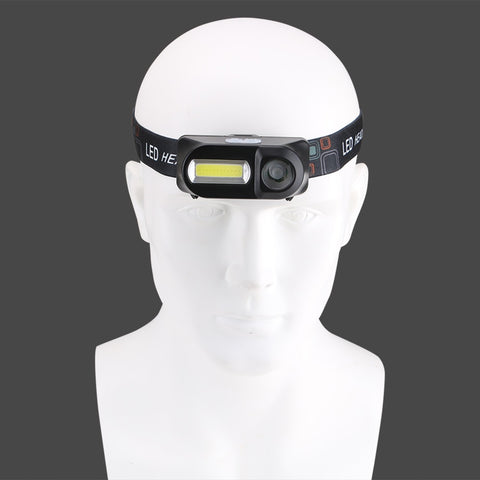 Headlamp Camping Flashlight