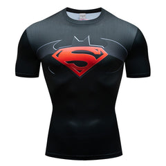 Superman 3D T-Shirt Men