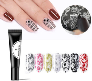 Nail Stamping Gel Polish 8ml