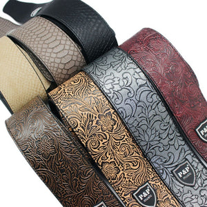 PU Leather Guitar Strap