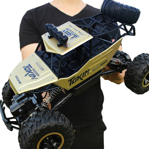 28cm RC Car 1/16 4WD 4x4 Driving Car Double Motors - Zalaxy