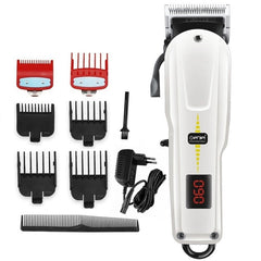 Barber Hair Clipper Cordless Hair Beard Trimmer For Men