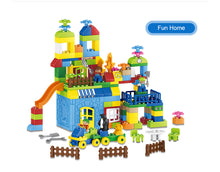 Load image into Gallery viewer, Big Size Building Blocks Amusement Park - Zalaxy