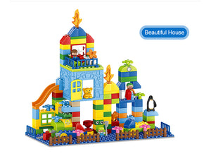 Big Size Building Blocks Amusement Park - Zalaxy