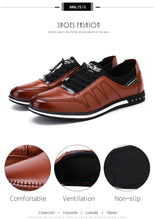 Load image into Gallery viewer, Spring Autumn Men Shoes Breathable Mesh