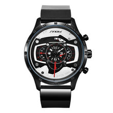 Load image into Gallery viewer, Mens Speed Racing Sport Chronograph Watches