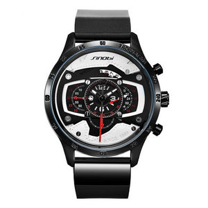 Mens Speed Racing Sport Chronograph Watches