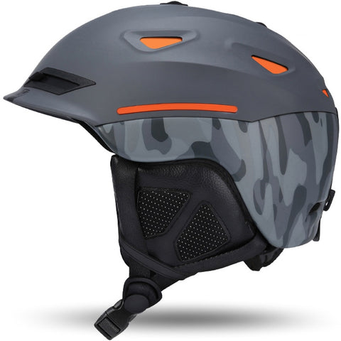 Ski Helmet With Goggles & Mask