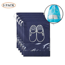 Load image into Gallery viewer, 5 Pcs Water & Dust-proof Shoe Bags - Zalaxy