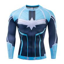 Load image into Gallery viewer, Men's Cosplay 3D Printed Long Sleeve Shirt