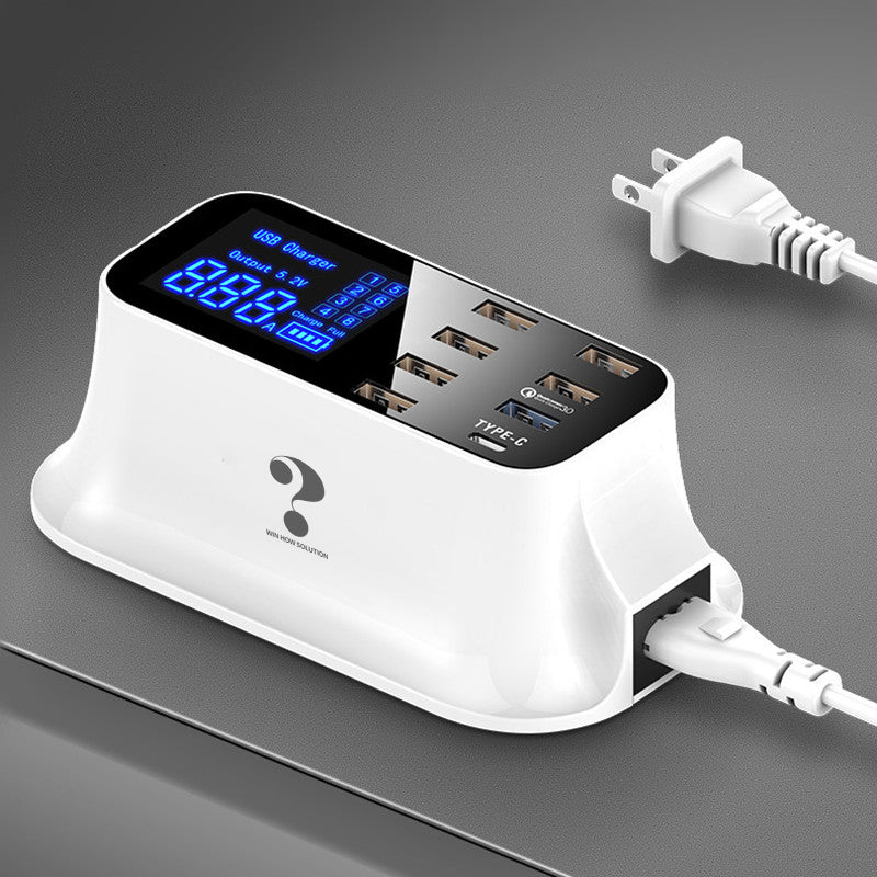 Quick Charge 3.0 Smart USB Type C Charger Station