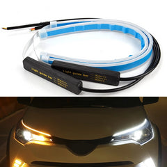 Cars DRL LED Daytime Running Lights