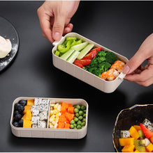 Load image into Gallery viewer, Japanese Microwave Bento Box