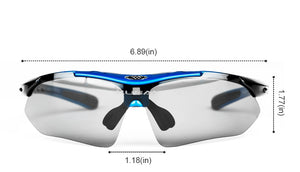 Professional Polarized Cycling Glasses Bike Goggles