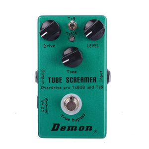 Tube Screamer Overdrive Electric Guitar Effect Pedal
