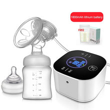 Load image into Gallery viewer, Intelligent LCD Electric Breast Pumps - Zalaxy