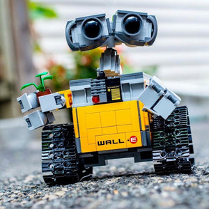 Robot WALL E Building Blocks