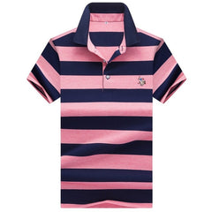 Men's High-quality Casual European Style Polo Shirt