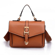 Load image into Gallery viewer, Shoulder Bag Fashion Flap Small