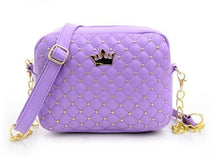 Load image into Gallery viewer, Women Messenger Bags Rivet Chain