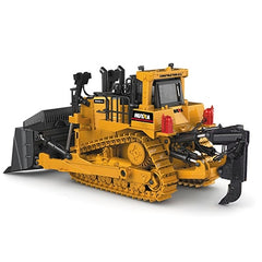 Crawler Bulldozer Model Alloy Diecast