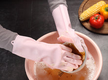 Load image into Gallery viewer, Dishwashing Gloves Silicone - Zalaxy