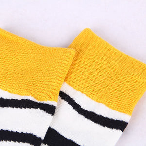 Mens Cotton Thermal Happy Socks